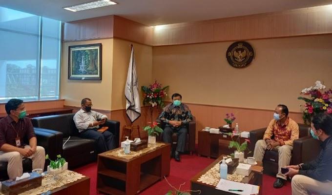Perkuat Pengawasan dan Pelayanan Publik, Ombudsman Banten dan BPK Banten Kolaborasi