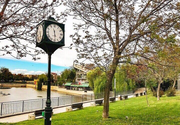 Parcul Padurice Arad