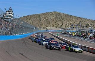Justin Allgaier - JR Motorsports Race Report from Phoenix
