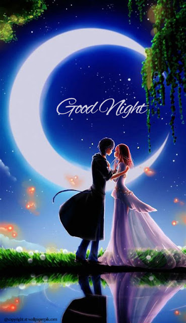 good night love image for iphone