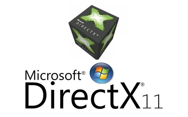 تحميل برنامج directx 11 دايركت إكس كامل ميديا فاير لتشغيل الالعاب