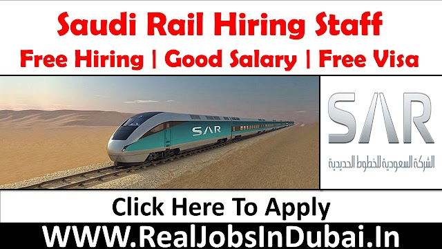 Saudi Rail Jobs In Saudi Arabia 2021
