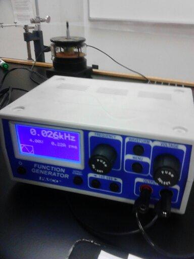 Physics 4c Jchavez Experiment 4 Standing Waves