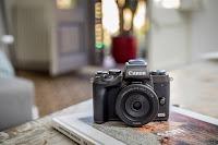 Castiga un aparat Canon Mirrorless M50