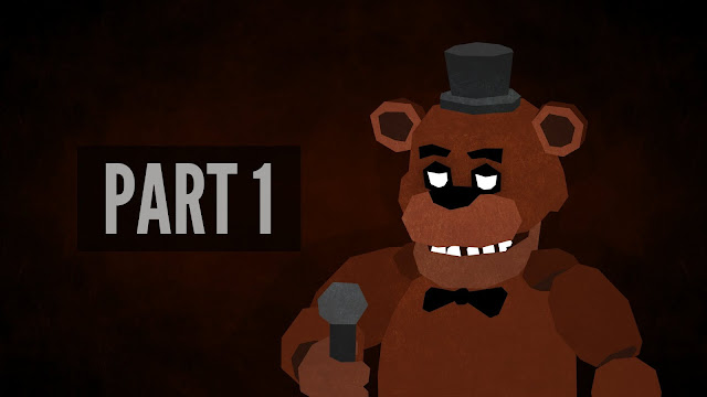 Five nights at freddys top 10 facts part 1