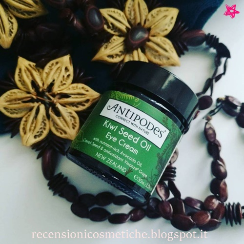 Recensioni Cosmetiche: Antipodes - Kiwi Seed Oil Eye Cream