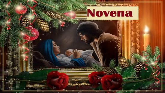❤ღ ◊⋱♥⋰ Novena in preparazione al Santo Natale. Dal 16 al 24 dicembre