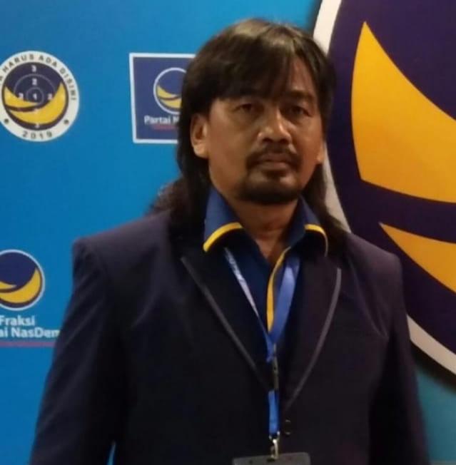 Anggota DPRD Tanjabtim Yudi Hariyanto EY Sumbangkan Gajinya untuk Penanganan Covid-19