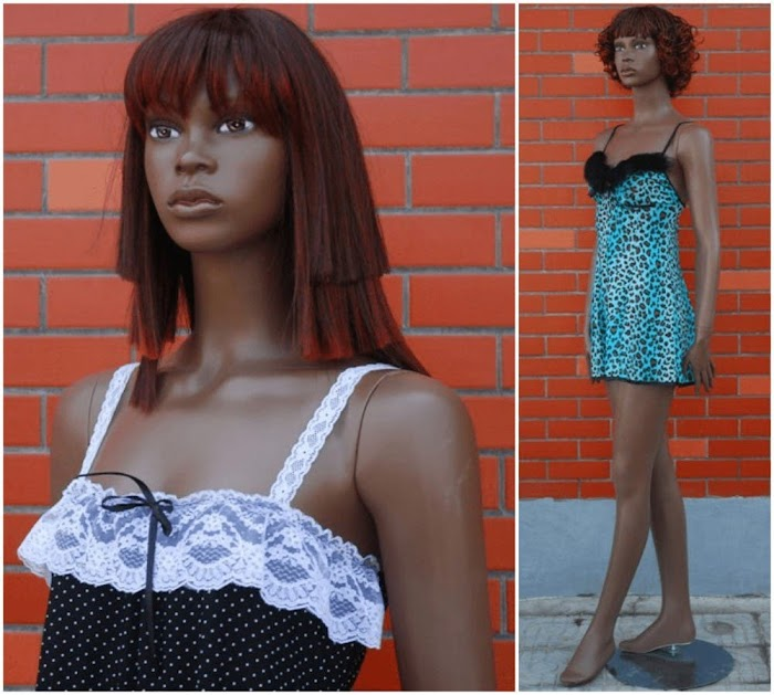 """Fashion Mannequins Banned In Nigeria For Causing """"Immoral Thoughts"""" Among Citizens"""