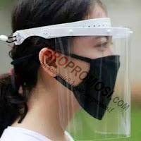 Souvenir Face Shield