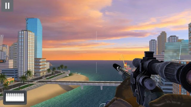 Game Android sniper 3D gratis