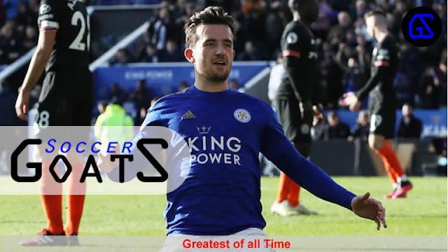 Leicester City break's silence as Chelsea interest Ben Chilwell intensify.