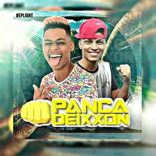 Banda Pancadeixxon - EP - Light - Novembro - 2019