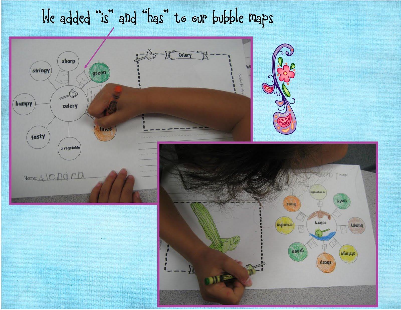 Kindergarten Crayons Count Your Blossoms