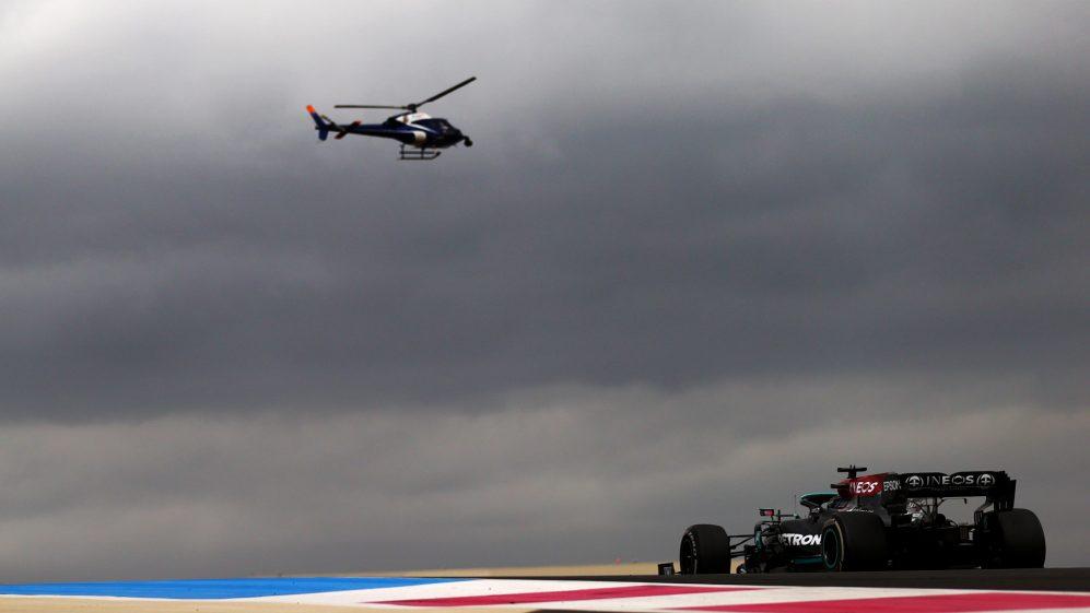 Hamilton falou sobre a troca de chassis da Mercedes após a qualificação e a corrida - e negou que isso tenha feito diferença