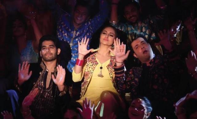 Sonakshi Sinha Says She Loves Dancing to Lively Songs Like Koka in Movie Khandaani Shafakhan