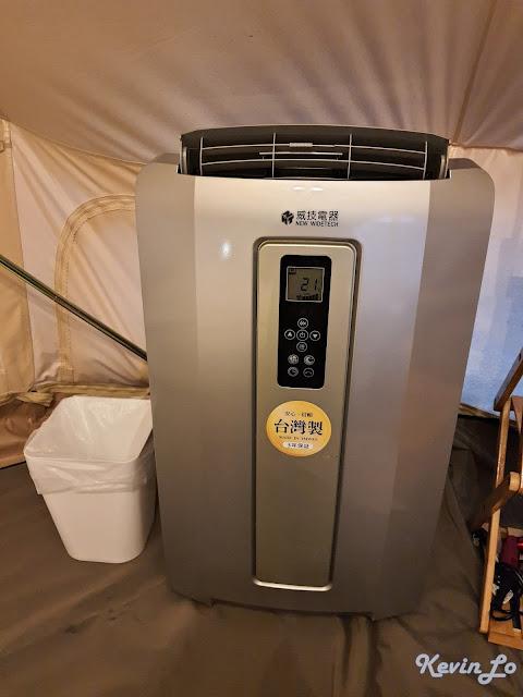拉波波村營區變頻冷暖氣機