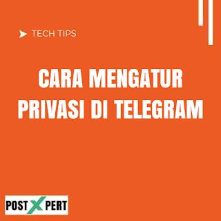 Cara Menyembunyikan Status Online, Foto Profil dan Nomor HP di Telegram
