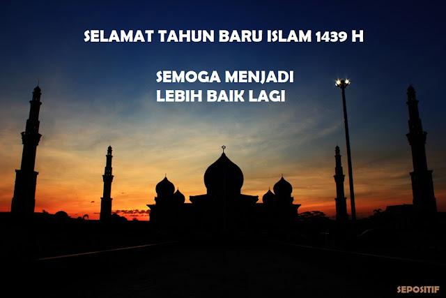 Kata Kata Ucapan Selamat Tahun Baru Islam 1439 H