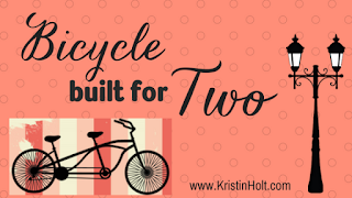 Kristin Holt | Bicycle Built for Two