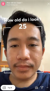 How Old Do I Look IG