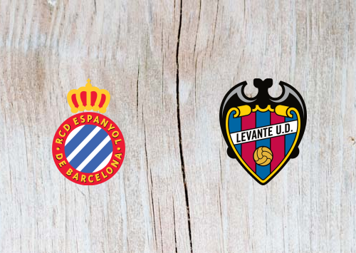 Espanyol vs Levante - Highlights 16 September 2018