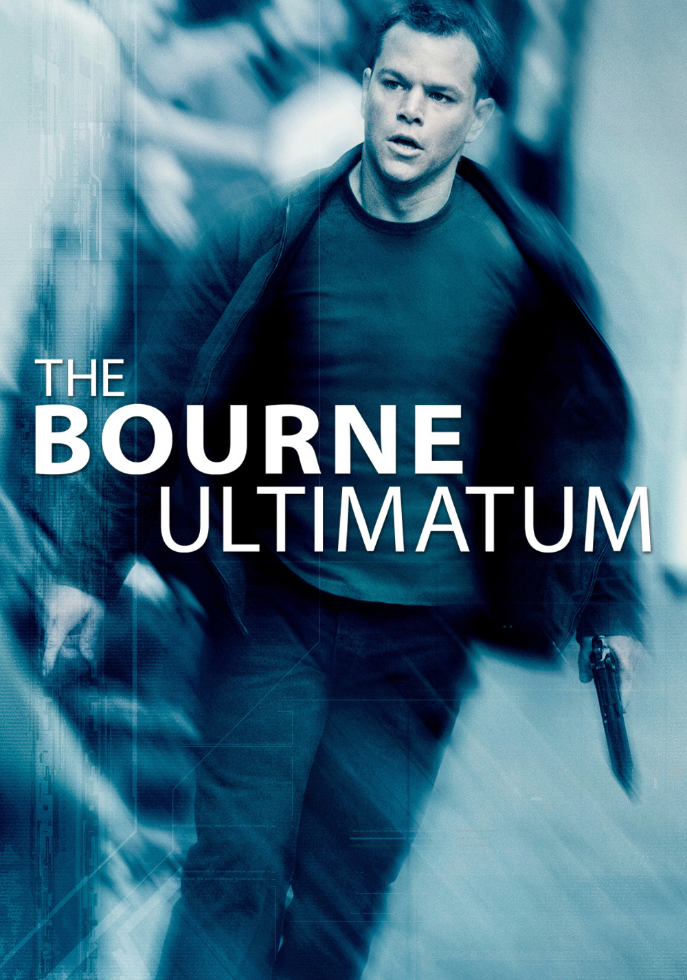 The Bourne Ultimatum [2007] [DVD9] [NTSC] [Latino]