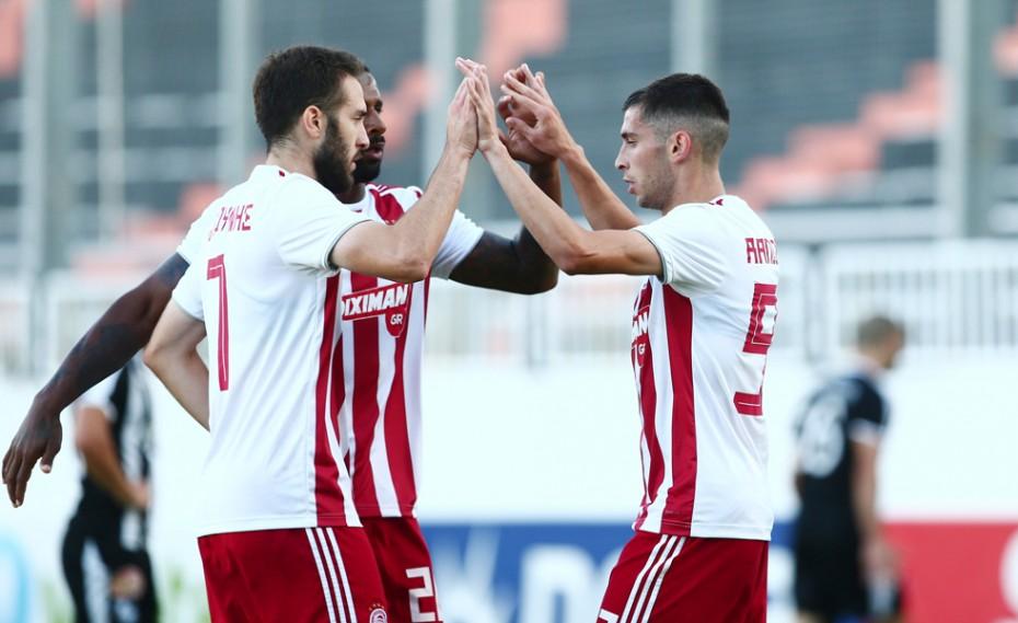 ΟΦΗ - Ολυμπιακός 1-3: Τα γκολ του αγώνα! (vid)