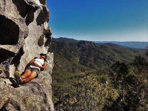 Wyprawa do Turtle Rock, Bare Hill Rock & Mount Mulligan