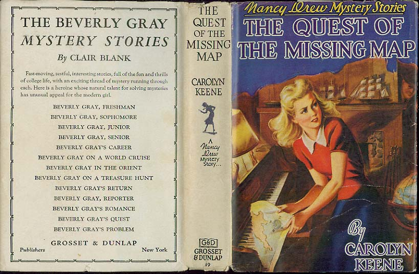 Nancy Drew Sleuth Vintage Nancy Drew Amp Other Series Books