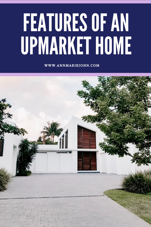 Upmarket Home Pinterest Image