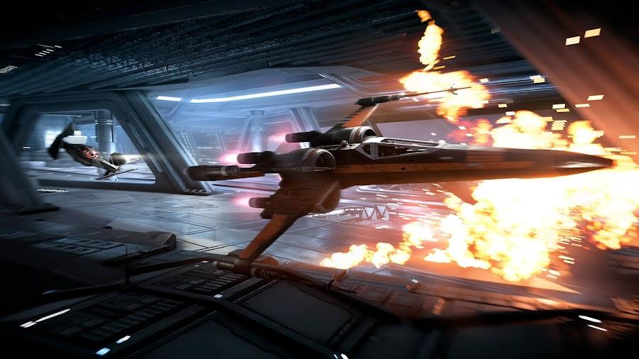 star wars battlefront ii starfighter assault x wing