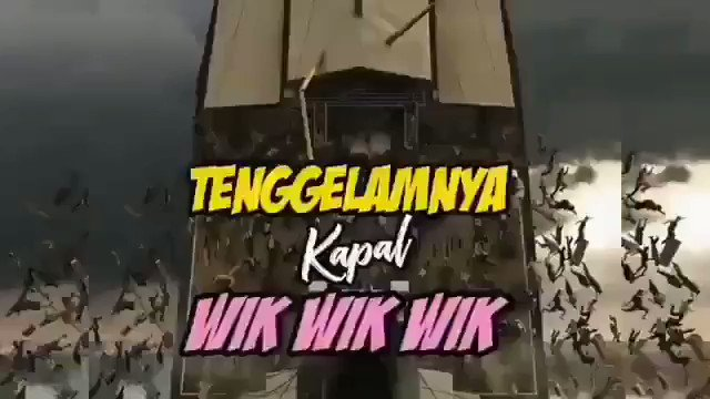 Tenggelamnya Kapal Wik Wik Wik Video Shifrun