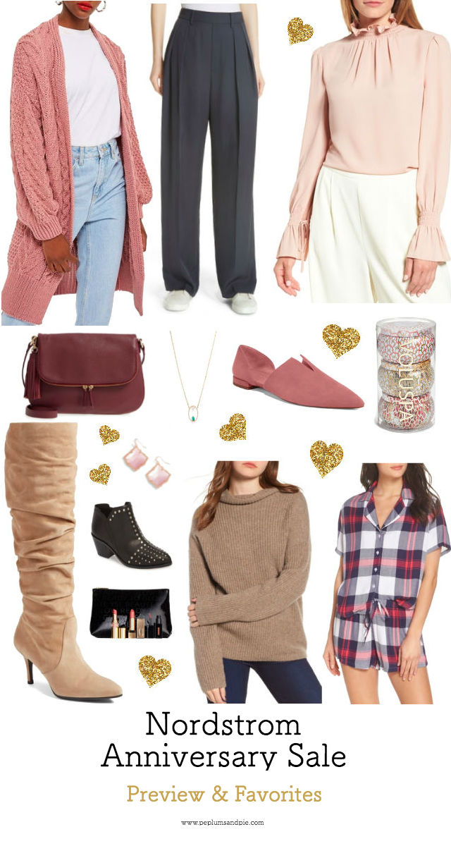 Nordstrom Anniversary Sale 2018 Sneak Peek Preview and Favorites // pinterest // peplumsandpie.com
