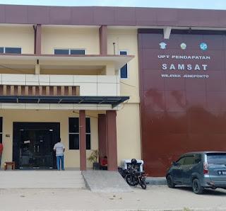 LSM-PAKU Sorot Pelayanan Samsat Jeneponto Terkesan Lambat