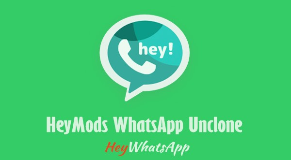 Download WhatsApp Unclone APK latest version 2020