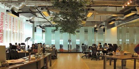 Modern Office Layout Plan From Kaskus