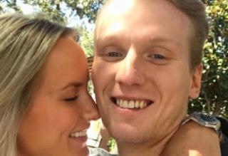 John Klingberg And His Future Wife Fanny Hammarstrand