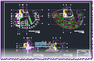 download-autocad-cad-dwg-file-tower-complex-marina