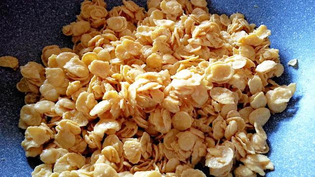 Resepi Dan Rahsia Cornflakes Madu Yang Rangup Dan Sedap