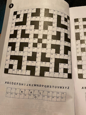Codewords Puzzle