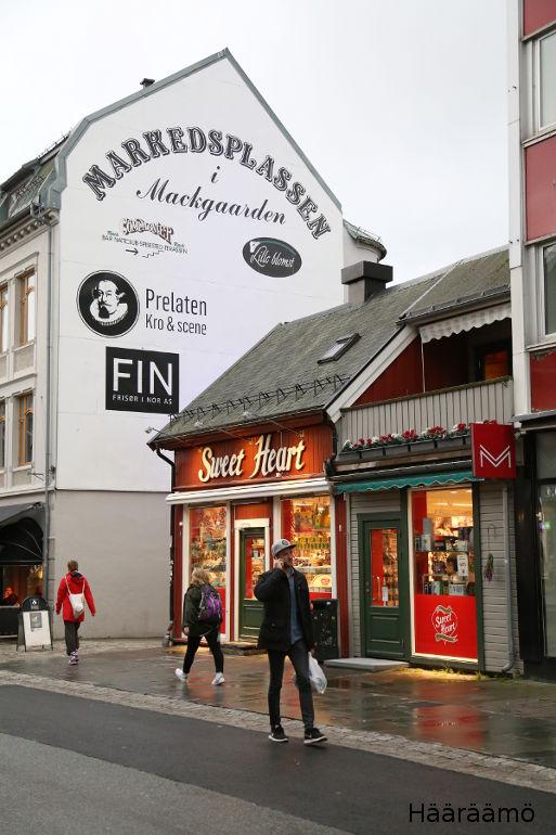 Tromssa Norja