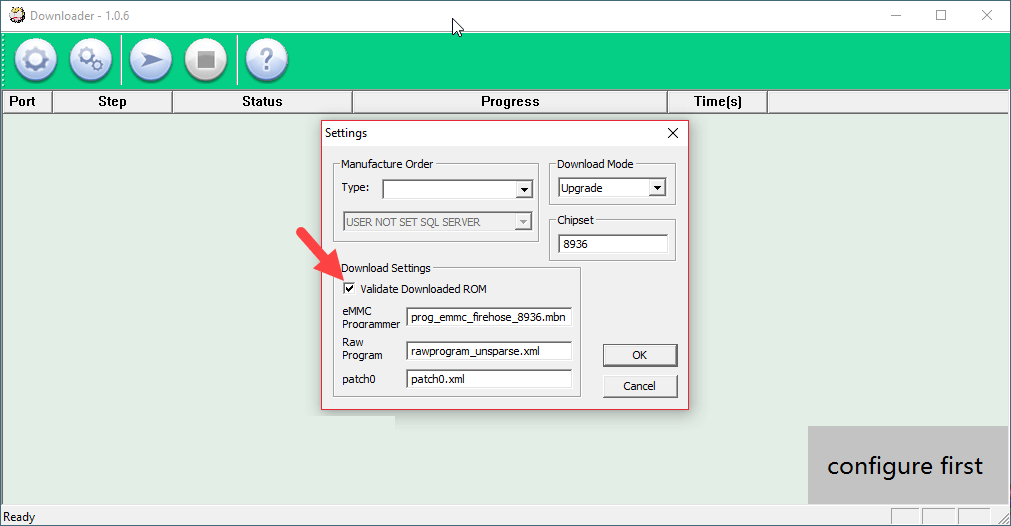 How To Use QComDloader Tool 4