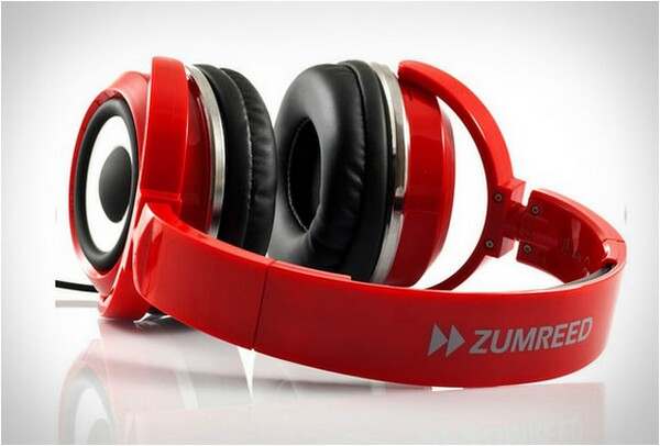 Zumreed X2 Hybrid Headphones & Mini Portable Speakers