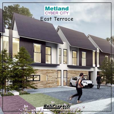 produk terbaru cluster east terrace