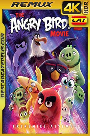 Angry Birds 2: La película (2019) 4k HDR BDRemux Latino – Ingles