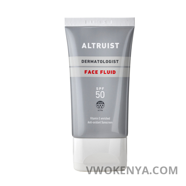 Altruist Dermatologist SPF50 Light Face Fluid