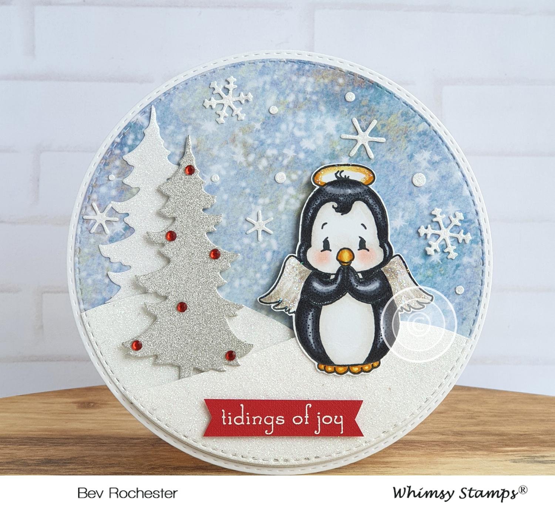 Christmas In Evergreen Tidings Of Joy.All The Things I Love Penguin S Tidings Of Joy