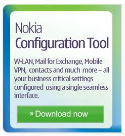 Nokia Configuration Tool 6 3 - Windows PC App to Configure
