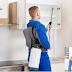 مكافحة الآفات والحشرات الضارة في المنازل